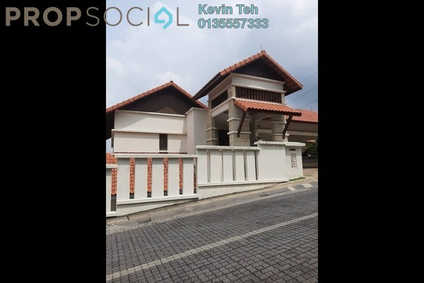 For Rent Bungalow at Kiara Hills, Mont Kiara Freehold Fully Furnished 5R/6B 20k