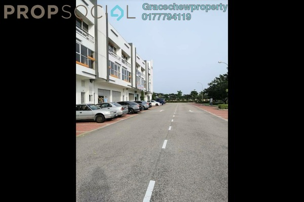 Shop For Rent in Zircon, Seri Austin Freehold Unfurnished 0R/0B 3.5k