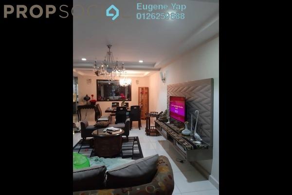 For Sale Terrace at Taman Sri Putra, Sungai Buloh Freehold Semi Furnished 4R/3B 750k