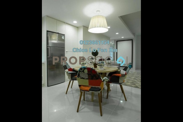 Condominium For Rent in VERVE Suites, Old Klang Road Freehold Fully Furnished 2R/2B 2.5k