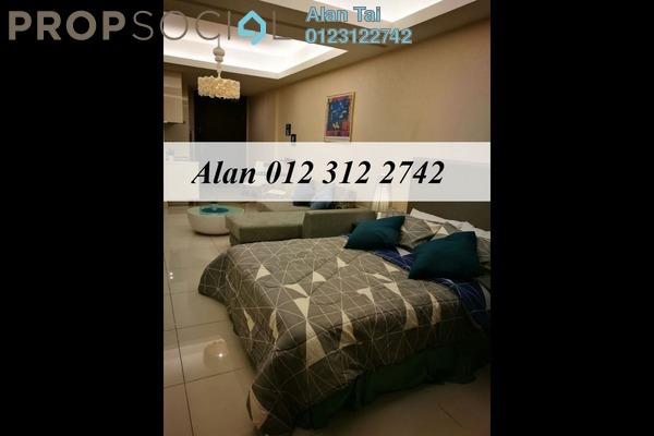 Condominium For Rent in Plaza Damas 3, Sri Hartamas Freehold Fully Furnished 0R/1B 1.7k
