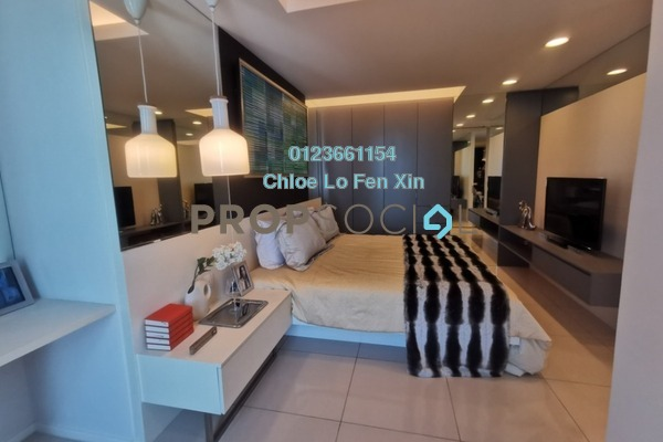 Condominium For Rent in VERVE Suites, Old Klang Road Freehold Fully Furnished 1R/1B 2.3k