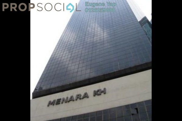 Office For Sale in Menara KH, KLCC Freehold Unfurnished 0R/0B 310k