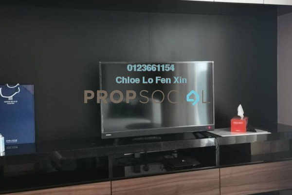 Condominium For Sale in VERVE Suites, Old Klang Road Freehold Fully Furnished 2R/2B 850k