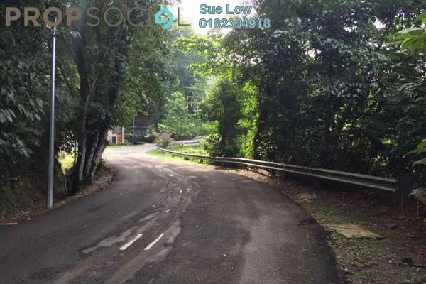 Land For Sale in Ukay Heights, Ukay Freehold Unfurnished 0R/0B 990k