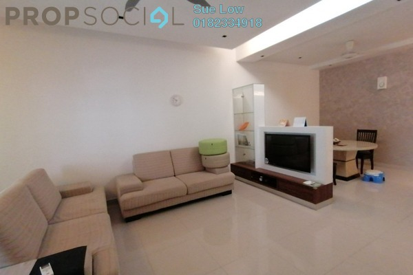 Terrace For Sale in The Como, Bukit Jalil Freehold Semi Furnished 4R/3B 1.1m