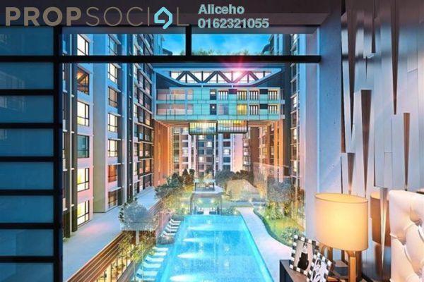 Condominium For Sale in The Potpourri, Ara Damansara Freehold Semi Furnished 3R/2B 1.15m
