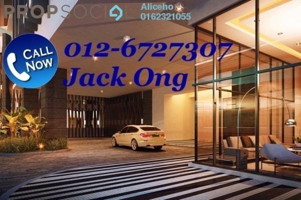 Condominium For Sale in The Potpourri, Ara Damansara Freehold Fully Furnished 1R/1B 700k
