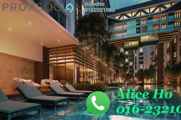 Serviced Residence For Sale in The Potpourri, Ara Damansara Freehold Fully Furnished 3R/2B 1.8m