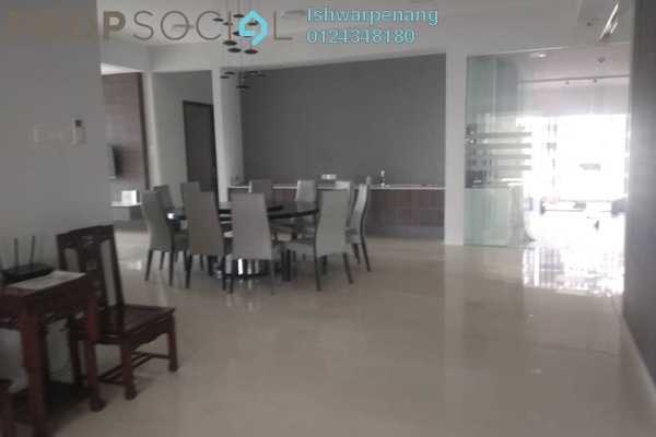 Condominium For Rent in One Tanjong, Tanjung Bungah Freehold Fully Furnished 4R/5B 10k