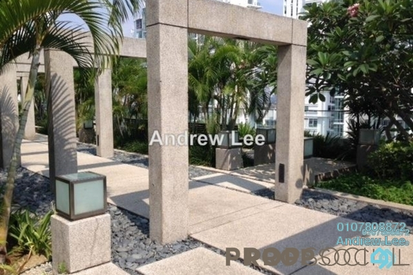 Condominium For Sale in Gateway Kiaramas, Mont Kiara Freehold Semi Furnished 2R/2B 950k