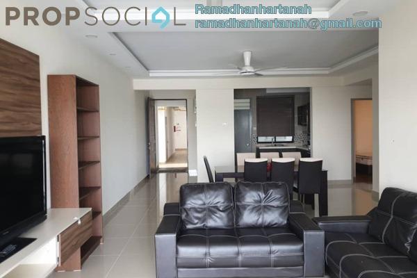Serviced Residence For Rent in Tamara, Putrajaya Freehold Fully Furnished 3R/2B 2.5k