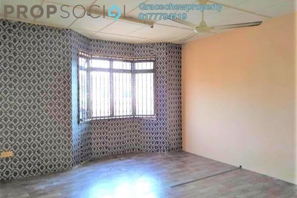 Terrace For Rent in Taman Permas Jaya, Bandar Baru Permas Jaya Freehold Semi Furnished 6R/3B 1.5k