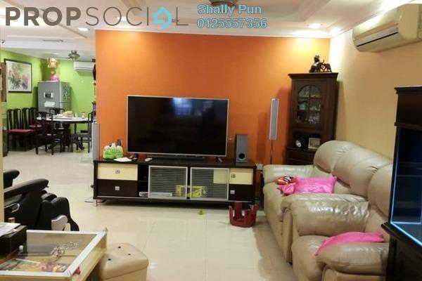 Terrace For Sale in BK5, Bandar Kinrara Freehold Semi Furnished 5R/4B 980k
