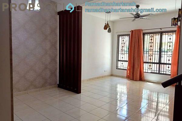 Superlink For Rent in Ilham, Setia Alamsari Freehold semi_furnished 4R/3B 1.8k