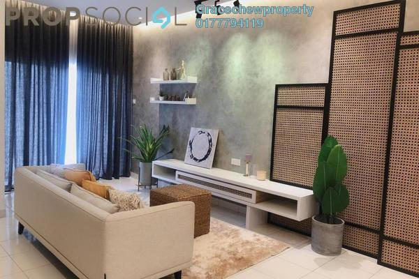 Apartment For Sale in Taman Permas Jaya, Bandar Baru Permas Jaya Freehold Unfurnished 2R/2B 291k