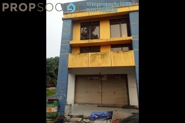 Shop For Rent in Saville Residence, Old Klang Road Freehold Unfurnished 0R/0B 3k