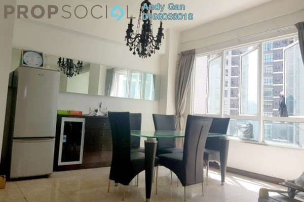 Condominium For Sale in The Orion, KLCC Freehold Fully Furnished 4R/3B 900k