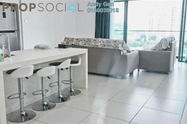 Condominium For Sale in Cristal Residence, Cyberjaya Freehold Semi Furnished 3R/2B 560k