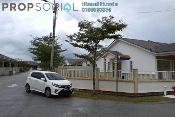 For Sale Terrace at Tongkang Pechah, Batu Pahat Freehold Unfurnished 4R/2B 360k