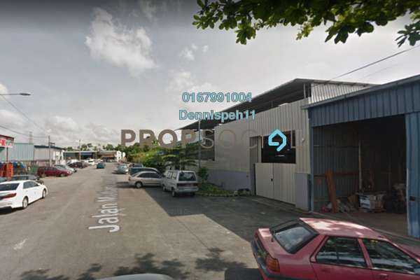 Factory For Sale in Taman Mount Austin, Tebrau Freehold Unfurnished 0R/0B 1.1m
