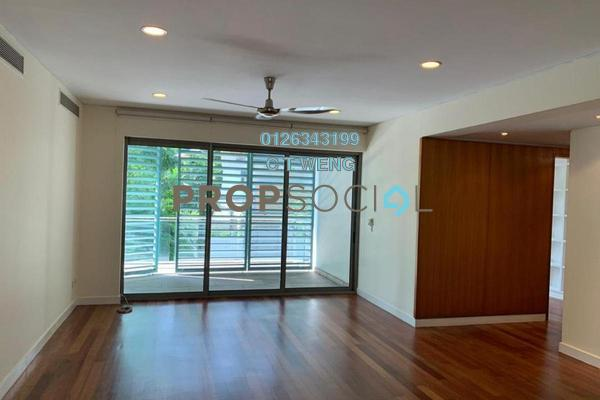Condominium For Sale in Damai Suria, Ampang Hilir Freehold Semi Furnished 3R/4B 1.9m