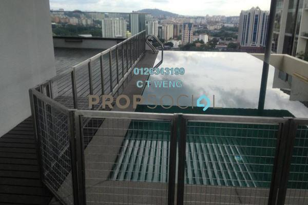 Condominium For Sale in Dua Residency, KLCC Freehold Semi Furnished 5R/7B 3.95m