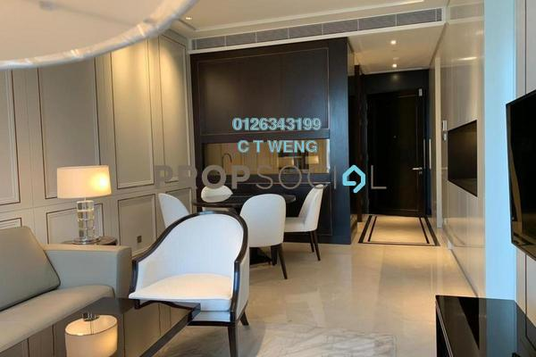 Condominium For Sale in Pavilion Suites, Bukit Bintang Freehold Fully Furnished 1R/1B 2.2m