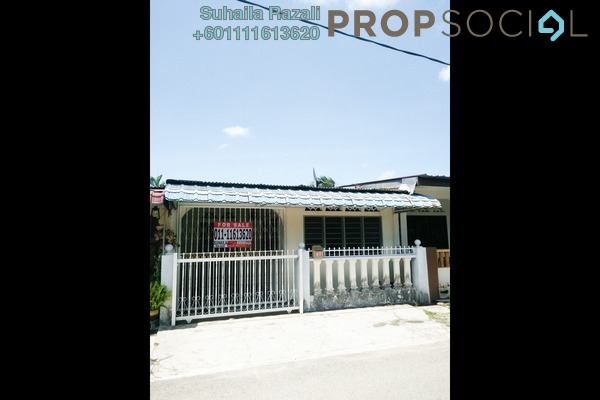 Terrace For Sale in Kluang Parade, Kluang Leasehold Unfurnished 2R/2B 125k