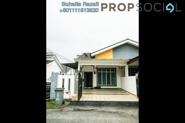Terrace For Sale in Tongkang Pechah, Batu Pahat Freehold Unfurnished 3R/2B 275k
