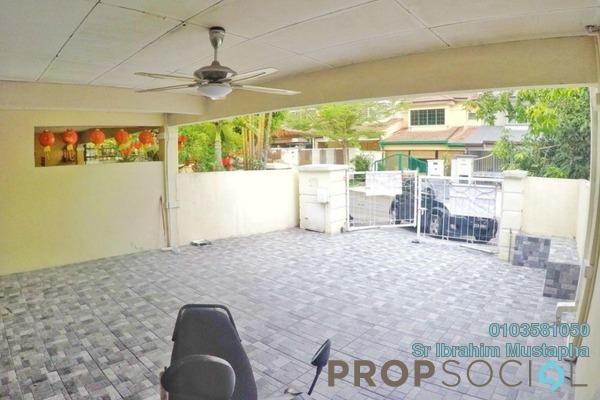 Terrace For Sale in Taman Puncak Kinrara, Bandar Kinrara Freehold Unfurnished 4R/2B 580k