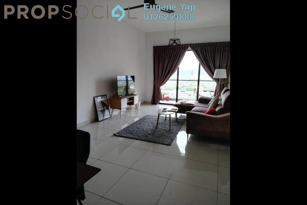 Condominium For Sale in Dua Menjalara, Bandar Menjalara Freehold Fully Furnished 3R/2B 760k