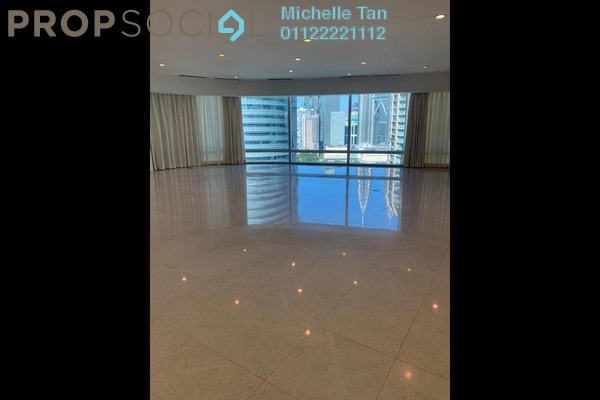 Serviced Residence For Sale in The Avare, KLCC Freehold Semi Furnished 4R/4B 3.4m