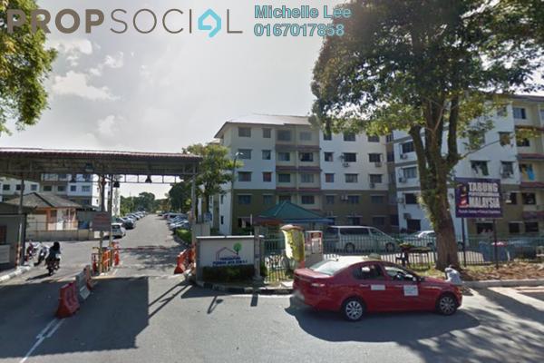 Apartment For Rent in Taman Permas Jaya, Bandar Baru Permas Jaya Freehold Unfurnished 3R/2B 750translationmissing:en.pricing.unit