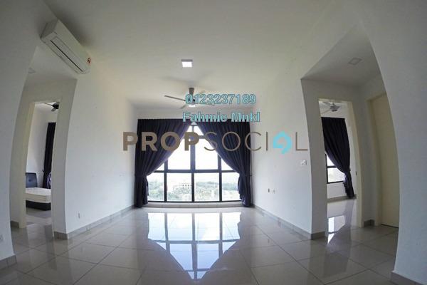 For Rent Condominium at Conezión, IOI Resort City Freehold Semi Furnished 3R/2B 2k