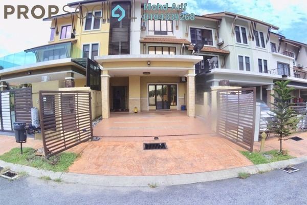 Terrace For Sale in BK9, Bandar Kinrara Freehold Semi Furnished 5R/4B 1.29m