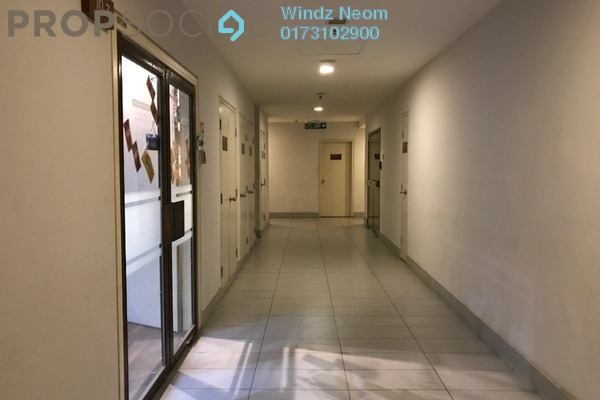 Office For Sale in One Mont Kiara, Mont Kiara Freehold Semi Furnished 0R/0B 1.07m