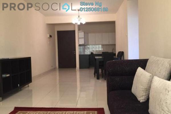 Condominium For Rent in Koi Kinrara, Bandar Puchong Jaya Freehold Semi Furnished 3R/2B 1.3k