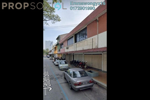 Office For Rent in Taman Wahyu, Jalan Ipoh Freehold Unfurnished 0R/2B 2k