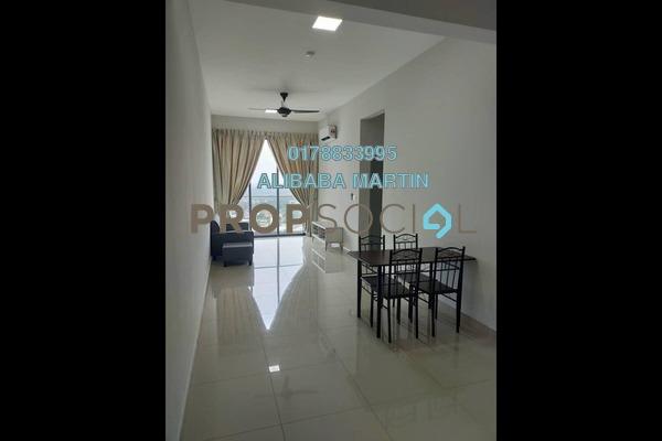 Condominium For Rent in Maple Residences, Bandar Bestari Freehold Fully Furnished 2R/2B 1.5k