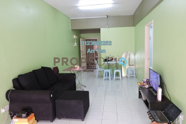 Condominium For Sale in Forest Green, Bandar Sungai Long Freehold Unfurnished 3R/2B 348k