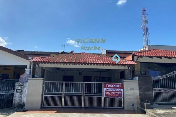 Terrace For Sale in Pekan Sungai Buloh, Selangor Freehold Semi Furnished 3R/2B 469k