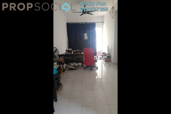 Apartment For Sale in Sri Cassia, Bandar Puteri Puchong Freehold Semi Furnished 3R/2B 380k