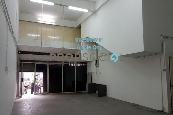 Shop For Rent in Taman Million, Sentul Freehold unfurnished 3R/2B 5.5k