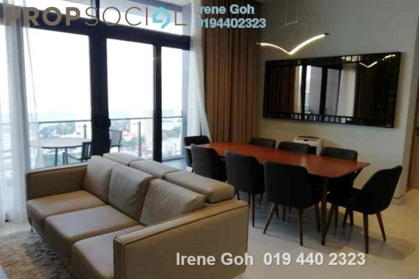 Condominium For Sale in Moulmein Rise, Pulau Tikus Freehold Fully Furnished 3R/4B 2.8m