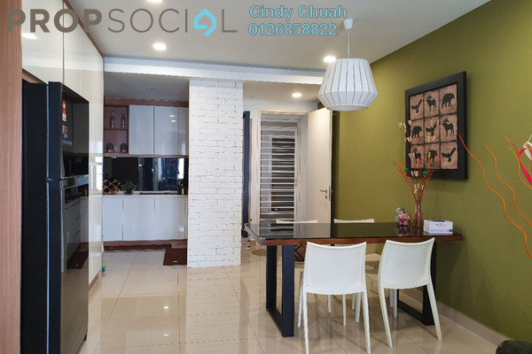 Condominium For Rent in Maxim Citilights, Sentul Freehold Fully Furnished 2R/2B 2k