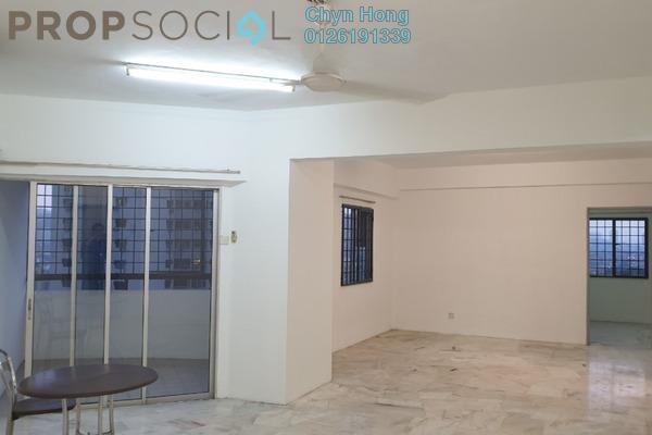 For Rent Condominium at Bukit Pandan 2, Pandan Perdana Freehold Semi Furnished 2R/2B 1.2k