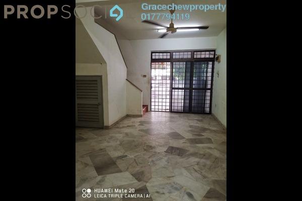 Terrace For Rent in Taman Tan Sri Yaacob, Skudai Freehold Semi Furnished 3R/2B 1.1k