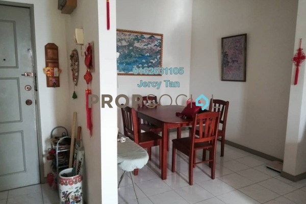 SoHo/Studio For Sale in Bukit OUG Condominium, Bukit Jalil Freehold Semi Furnished 1R/1B 270k