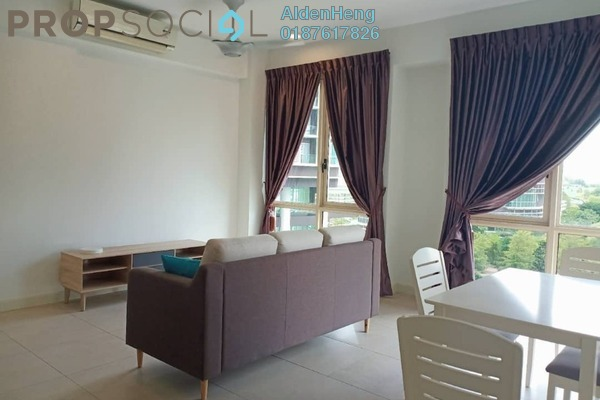 Condominium For Rent in Afiniti, Medini Freehold Fully Furnished 1R/1B 1.1k
